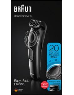 Afeitadora Braun Bt3222...