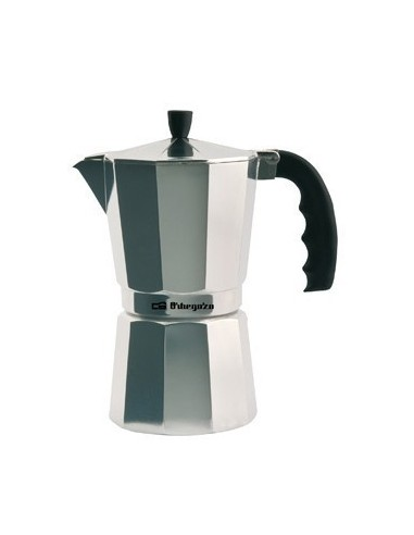 Cafetera Orbegozo Kf300 3t Aluminio...