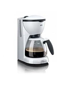 Cafetera Braun Kf520  Blanca