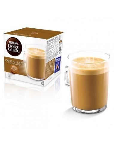 Capsulas Nestle Dolce Gusto Cafe Con...