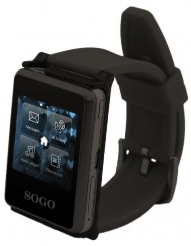Reloj Sogo Telssn1 Smart Watch...