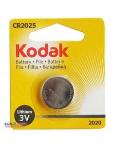 Pila Alcalina Kodak Cr2025...