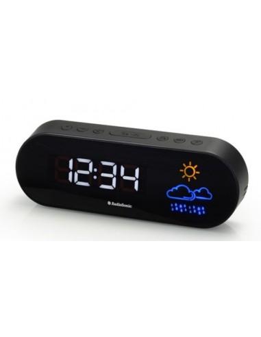 Radio Reloj Audiosonic Cl1489 Radio...