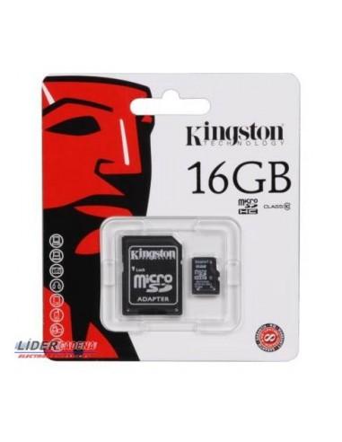 Tarjeta De Memoria Kingston Micro...