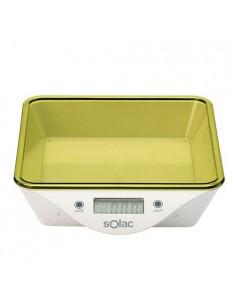 Bascula Cocina Solac Bc6260...