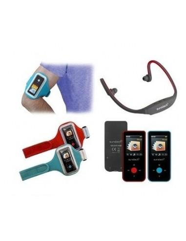 Mp4 Sunstech Celeste 4gbrd Bluetooth®...