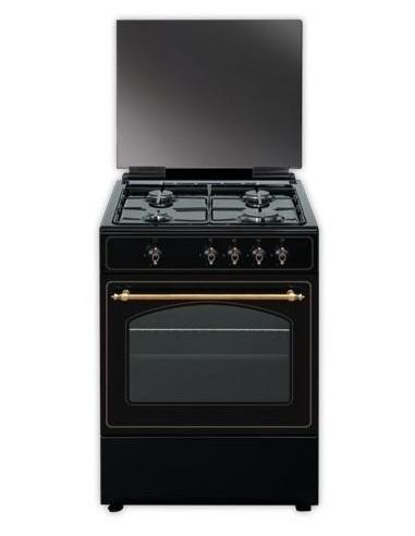 Cocina Vitrokitchen Ru6060b Rustica 4...