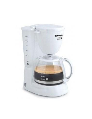 Cafetera Orbegozo Cg4050b  Blanca...