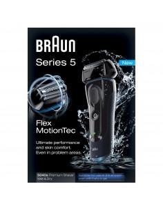 Afeitadora Braun 5040 W&d...