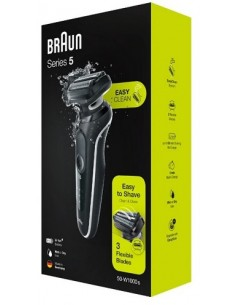 Afeitadora Braun 50w1000s...