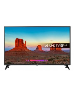 Tv Lg Led 55uk6200pla...