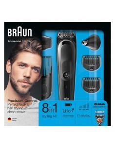 Afeitadora Braun Mgk5060 8...
