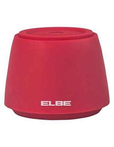 Altavoz Elbe Alt002bt Mini Rojo 2w...